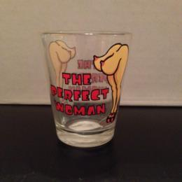 The Perfect Woman Shot Glass