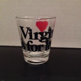 Virginia Shot Glass