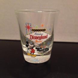 Disneyland Shot Glass