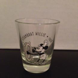 Steamboat Willie 1928 Shot Glass