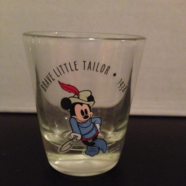 Brave Little Tailor 1938 Shot Glass