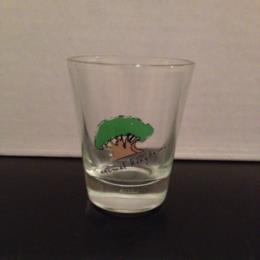 Animal Kingdom Shot Glass