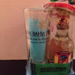 Gran Bahia Principe Rivera Maya Resort Mexico Shot Glass