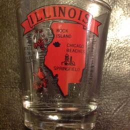 Illinois Shotglass