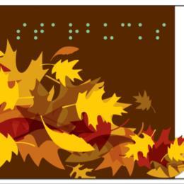 Autumn Braille (3)