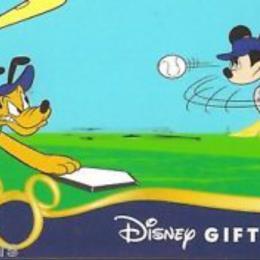 Mickey & Pluto Baseball (2)