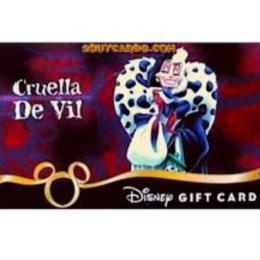 Cruella De Vil (2)