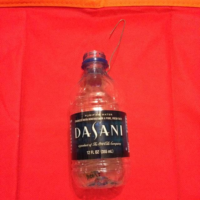 Dasani Water Ornament
