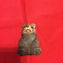 WL Sitting Brown Bear Ornament