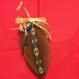 WL Native Oval Ornament