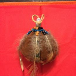 WL Native Ball Ornament