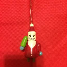 Target Wood Retro Santa
