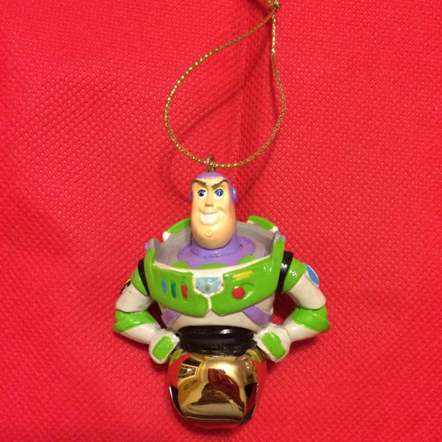 Disney Buzzlightyear Jingle Bell