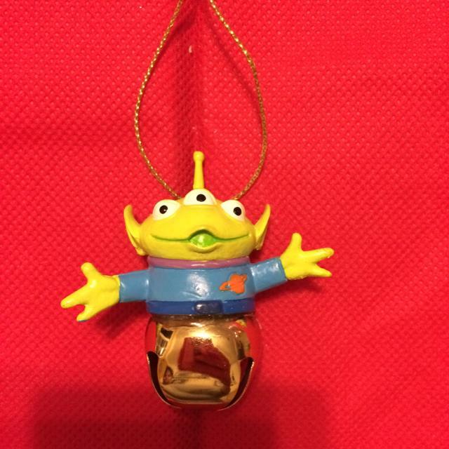 Disney Alien Jingle Bell
