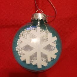 Ornament Snow Glove
