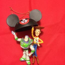 Disney Buzz & Woody