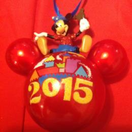 Disney 2015 Mickey Head