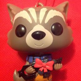 Guardians of the Galaxy Ravagers Logo Dancing Rocket Pop