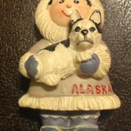 Alaska Eskimo Boy