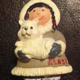 Alaska Eskimo Girl