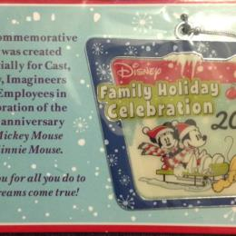 Disney Family Holiday Celebration 2013