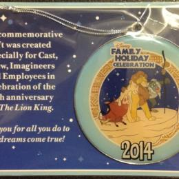 Disney Family Holiday Celebration 2014