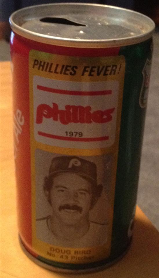 1979 Doug Bird Ginger Ale Can