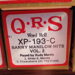 Barry Manilow Hits Vol. 2