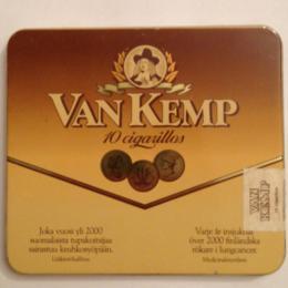 Van Kemp Box
