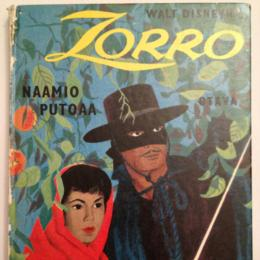 Zorro - Naamio Putoaa
