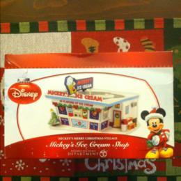 Mickey's Ice Cream Shop