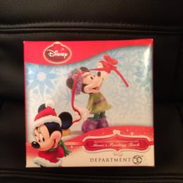 Minnie's Finishing Touch