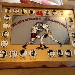 Boxing Mirror