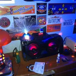 Speaker Lights