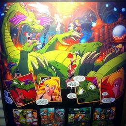 Dragon's Lair Poster