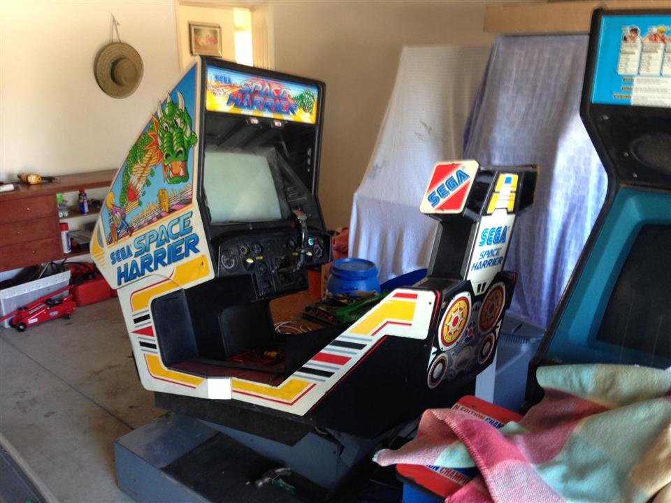 Space Harrier Deluxe
