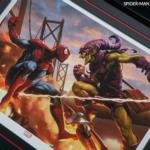 Spider-Man vs Green Goblin