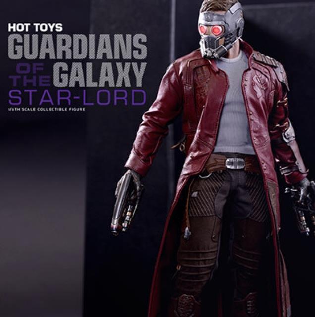 Star Lord / GotG Vil 1 exclusive