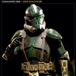 C_Commander Gree | Exclusive