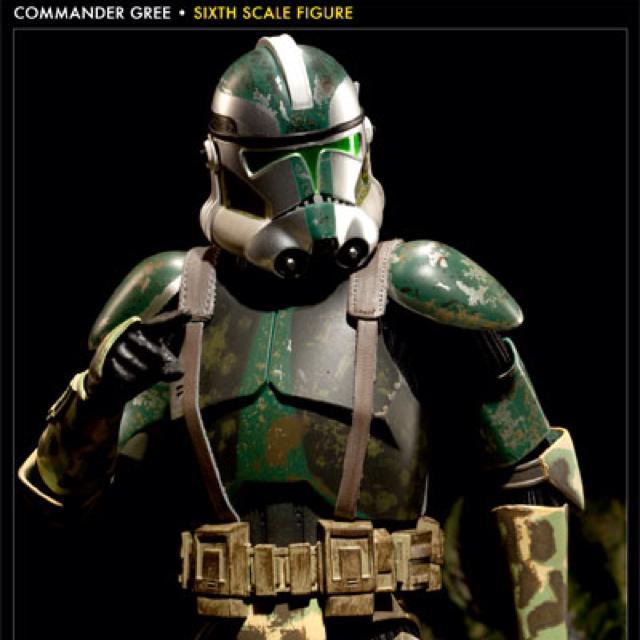 C_Commander Gree | Exclusive