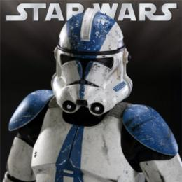 C_501st Legion: Vader's First Clone Trooper | Exclusive