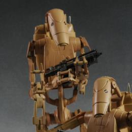 D_Infantry Battle Droids / Exclusive