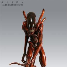 A_Alien Warrior