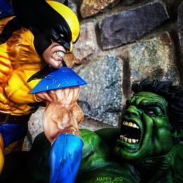 M_Hulk vs. Wolverine