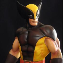 #106 Wolverine Museum Statue