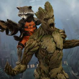Rocket & Groot | Exclusive