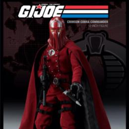 Cobra_Crimson Cobra Commander | 2009 Comic-Con Exclusive