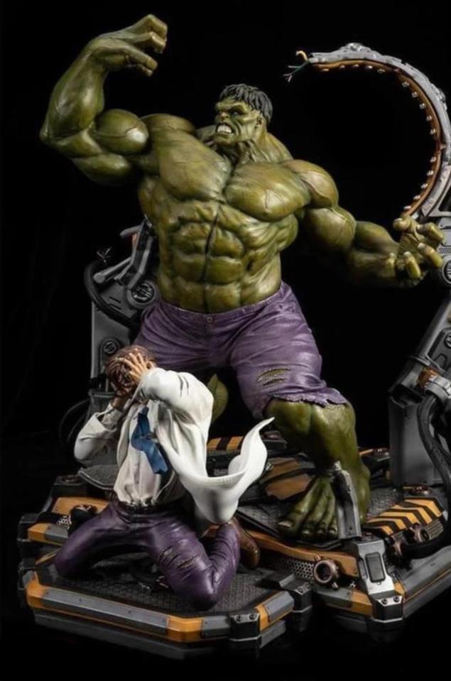 XM Hulk Transformation