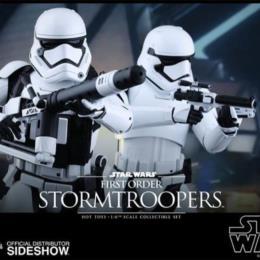 First Order Stormtrooper   First Order Heavy Gunner