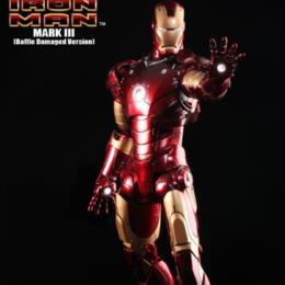 M03 Iron Man Mark III | Battle Damage Version